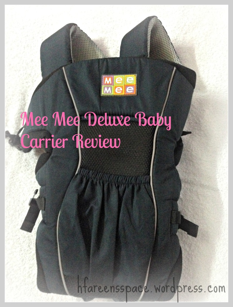 Mee Mee Baby Carrier Review