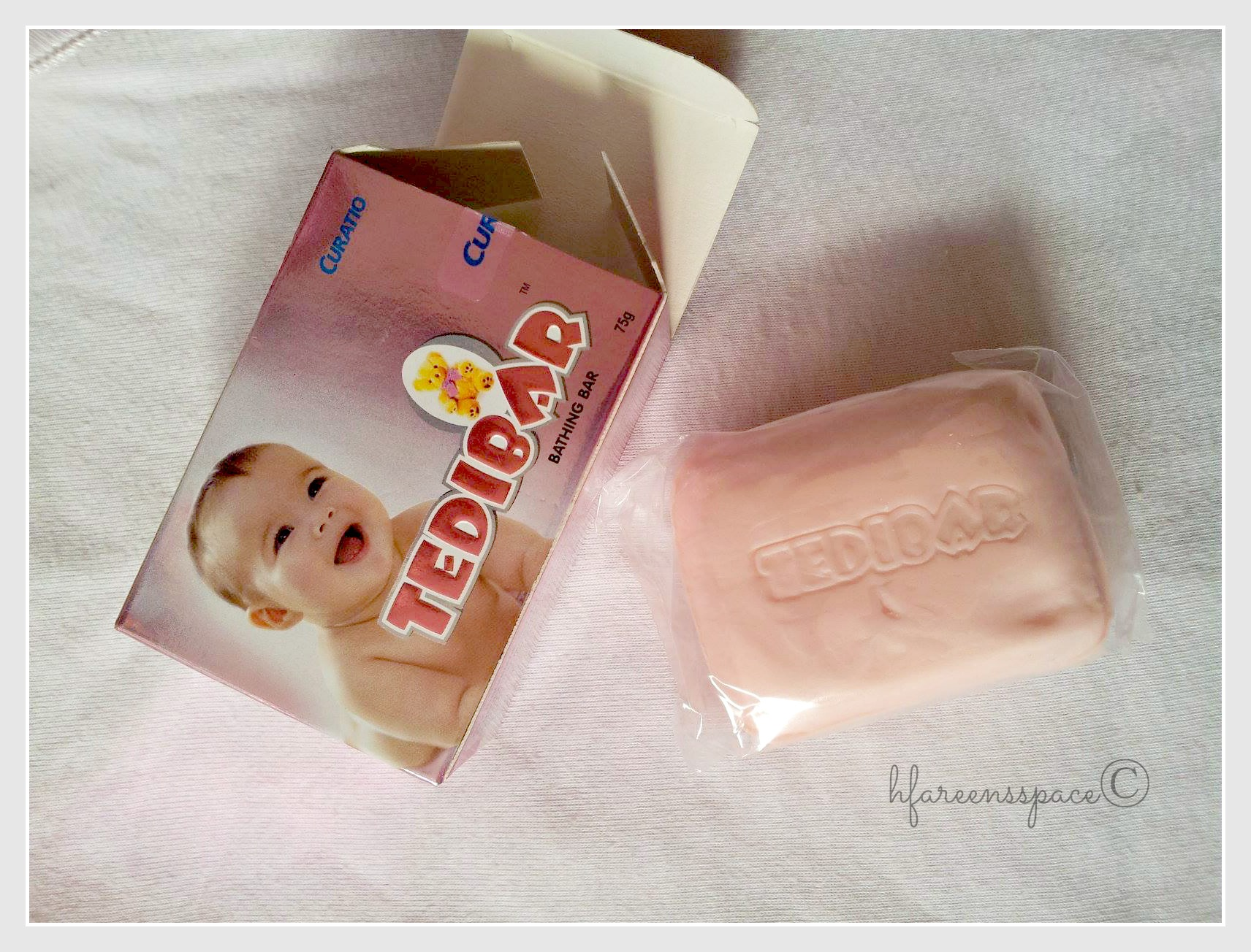 Tedibar Baby Soap Review