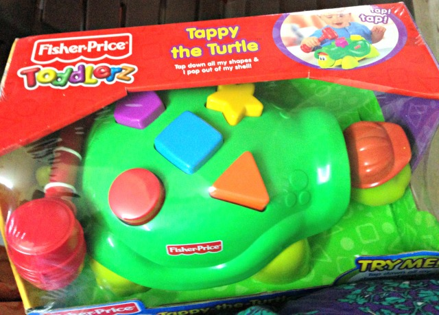 Fisher Price Toddlerz Tappy The Turtle Review