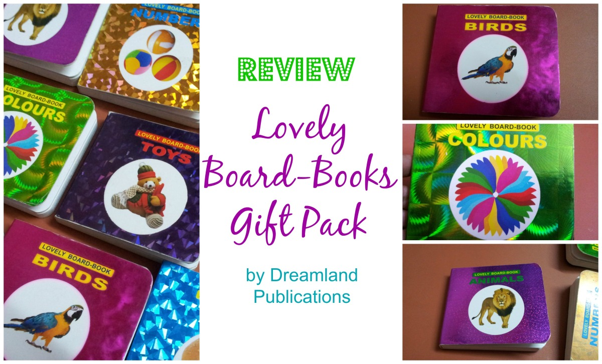 Lovely Board-Books Gift Pack Review