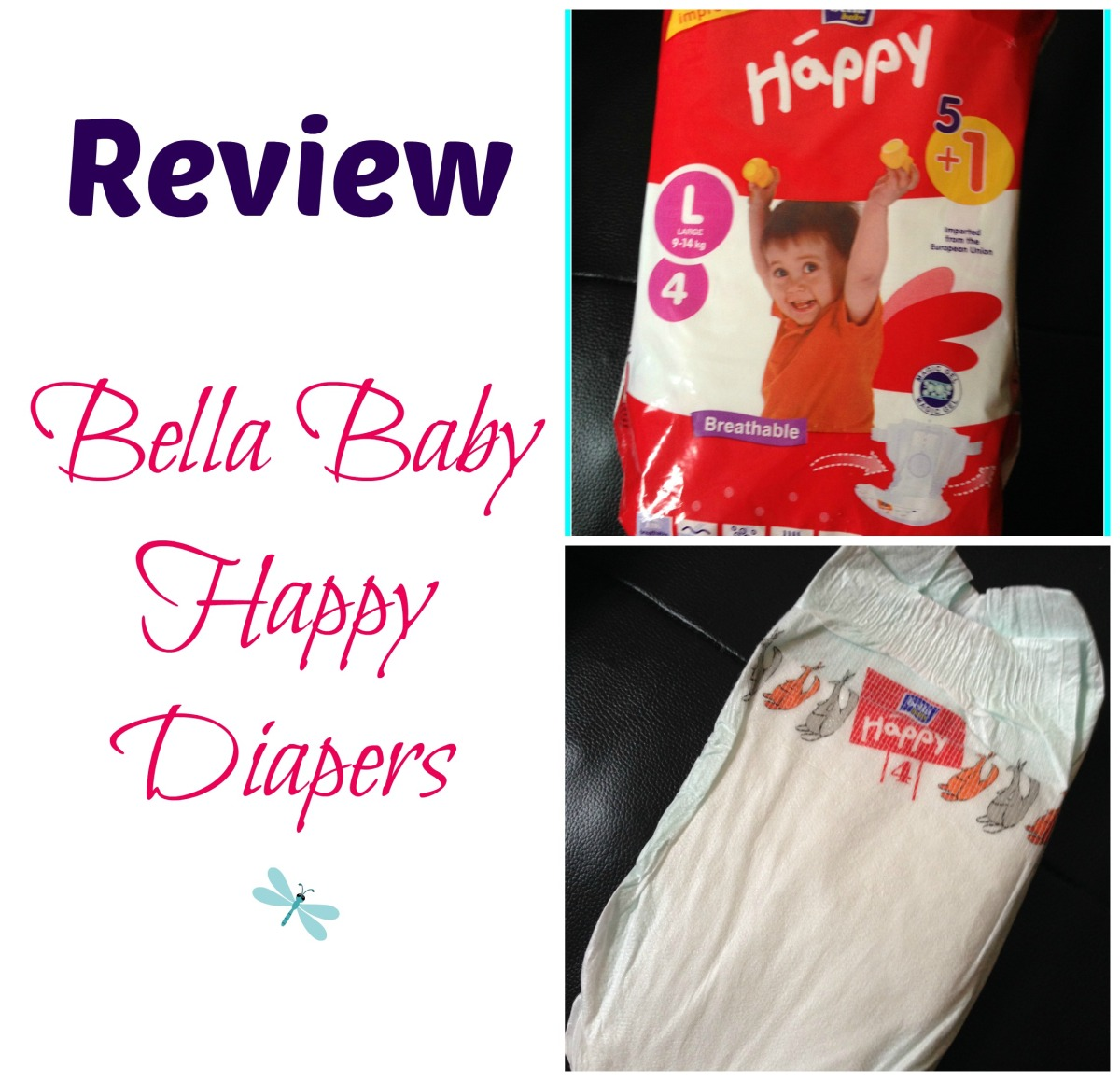 Bella Baby Happy Disposable Diapers Review