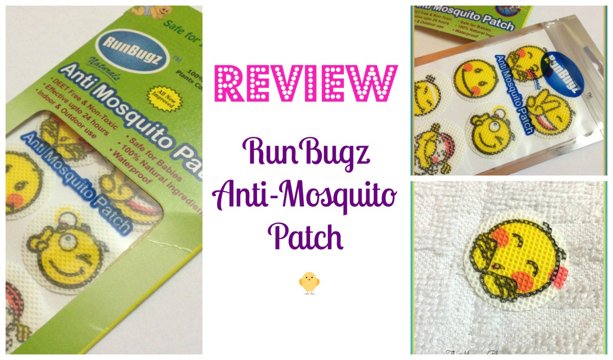 RunBugz Anti Mosquito Patches Review