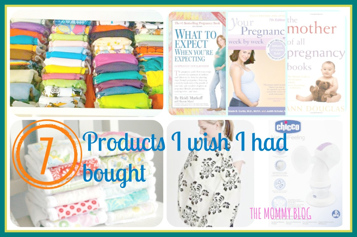 7 Products I Wish I Had Bought
