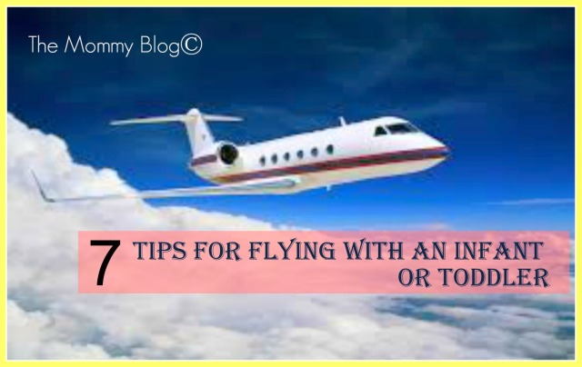 The Mommy Blog Flying Tipd