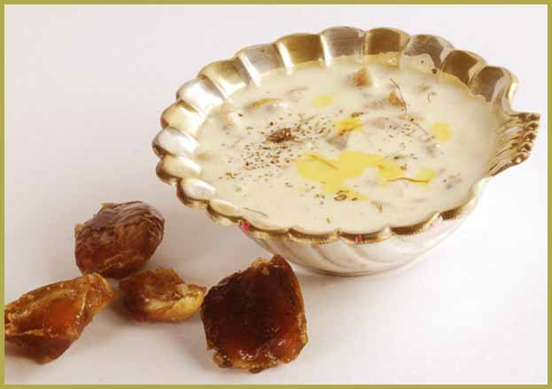 Dates & Coconut kheer