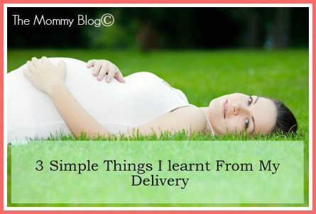 The Mommy Blog