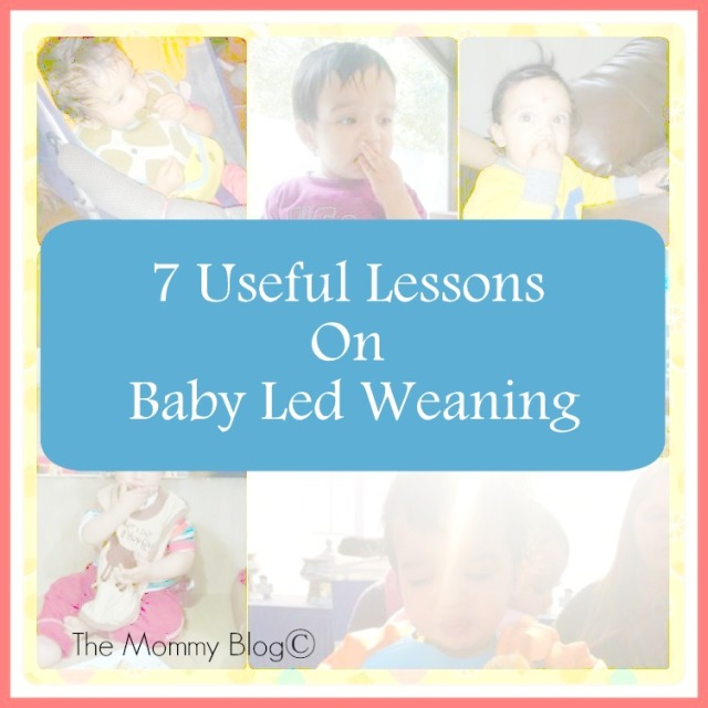 babyled weaning The Mommy Blog India