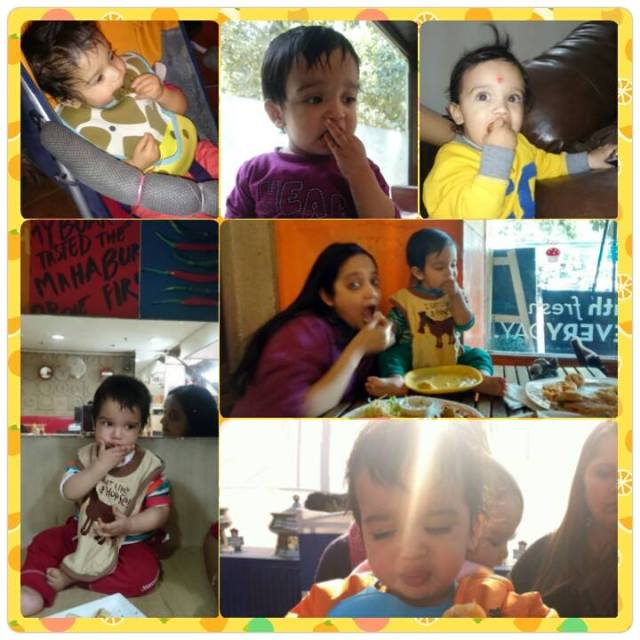 Baby Led Weaning India The mommy blog