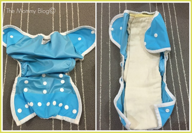 The Mommy Blog CLoth Diapers