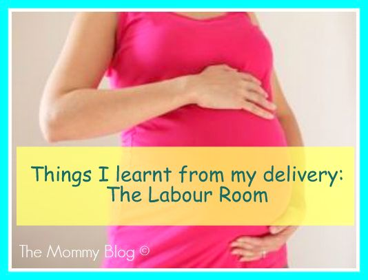 The mommy blog delivery